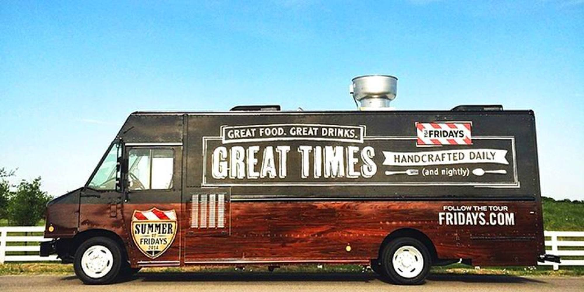 Food trucks for Food truck design software