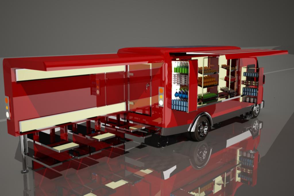 food trucks. Black Bedroom Furniture Sets. Home Design Ideas
