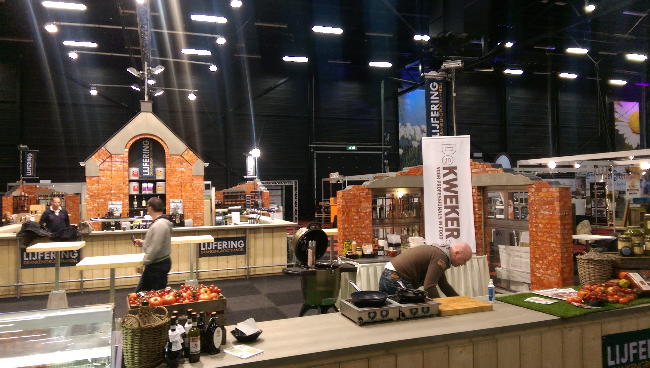 Beurs Stand