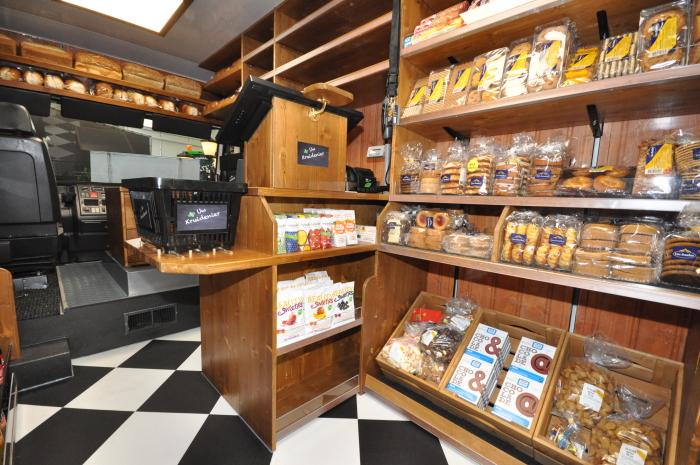 Uw kruidenier for Interieur winkels